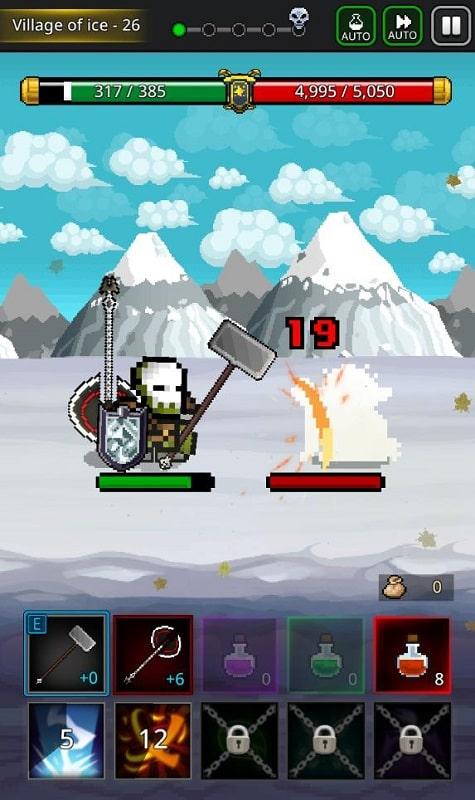 Grow SwordMaster mod free