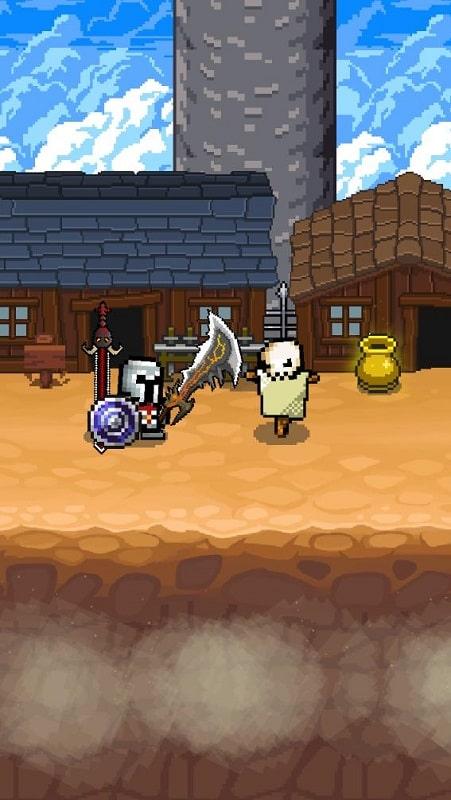 Grow SwordMaster mod