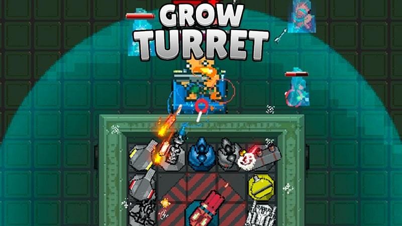 Grow-Turret