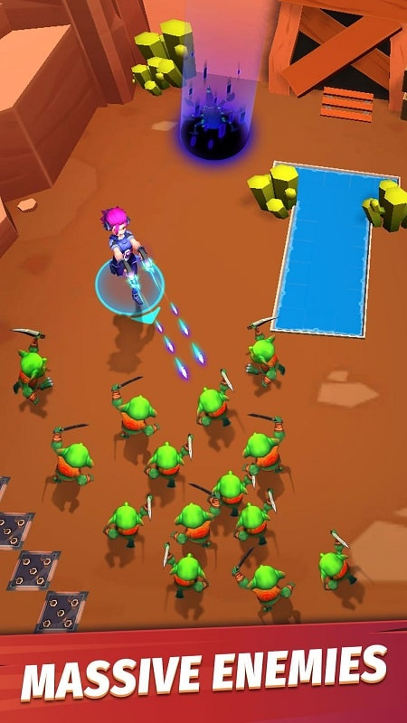 Guardians Alien Hunter mod android