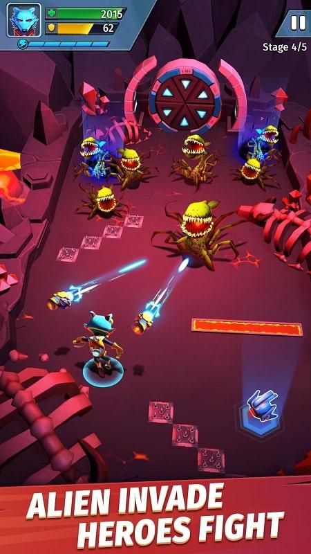 Guardians Alien Hunter mod download