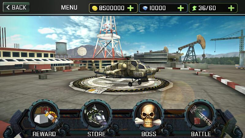 Gunship-Strike-3D-mod-free