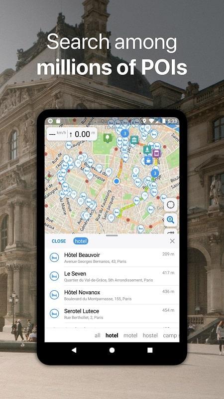 Guru Maps Pro mod android