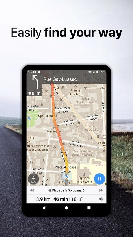Guru Maps Pro mod apk
