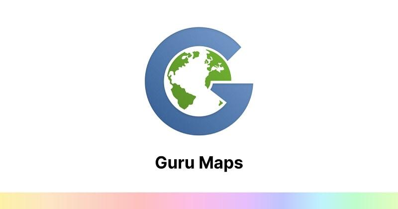 Guru-Maps-Pro