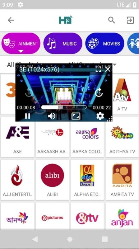 HD Streamz mod
