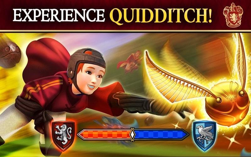 Harry Potter Hogwarts Mystery mod download