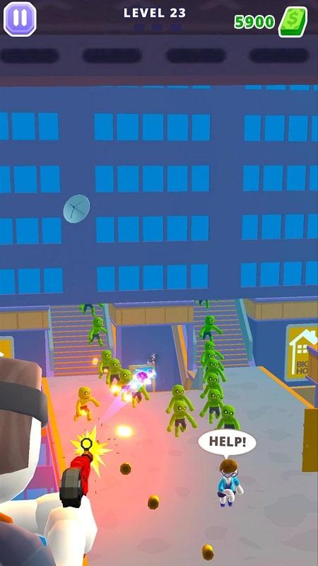 Helicopter Escape 3D mod apk