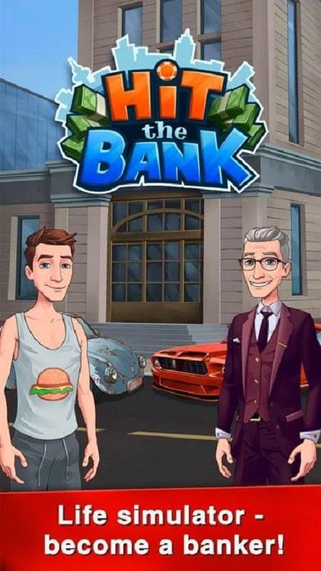 Hit The Bank mod mod