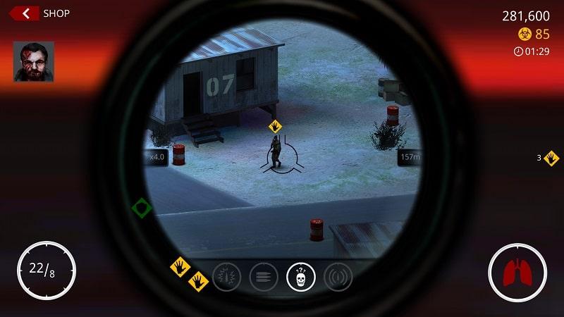 Hitman Sniper mod download