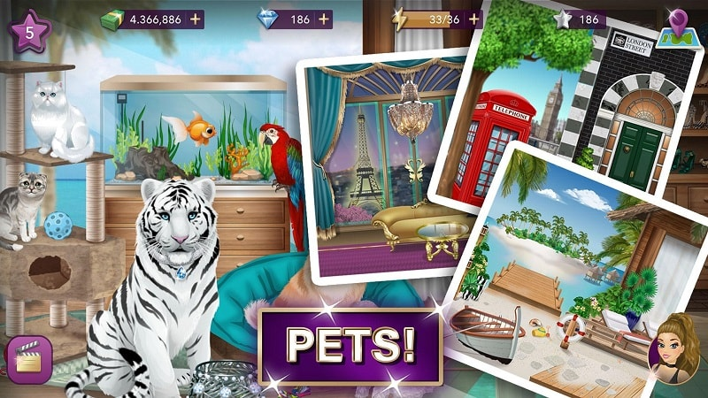 Hollywood Story mod android