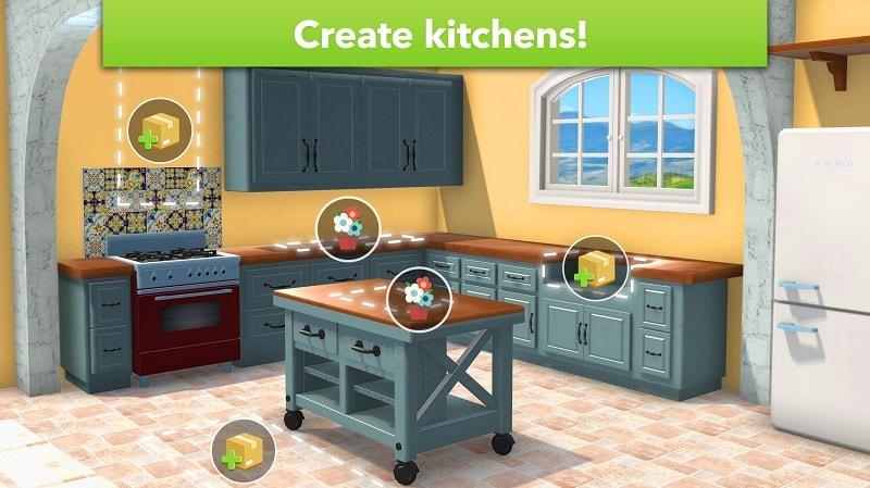 Home Design Makeover mod download