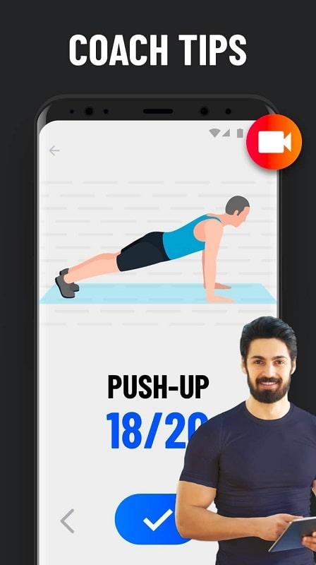 Home Workout mod free