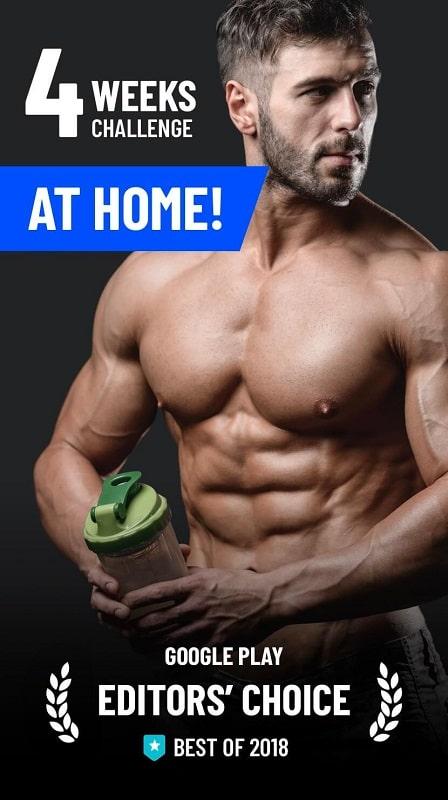 Home Workout mod
