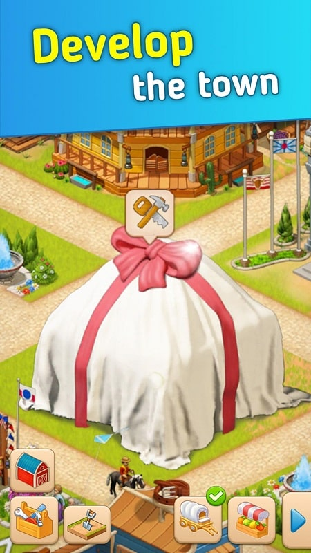 Homesteads mod android