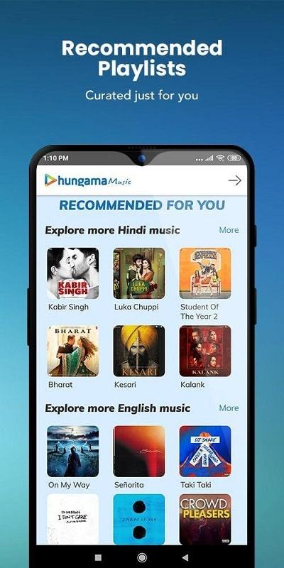 Hungama-Music-mod-apk