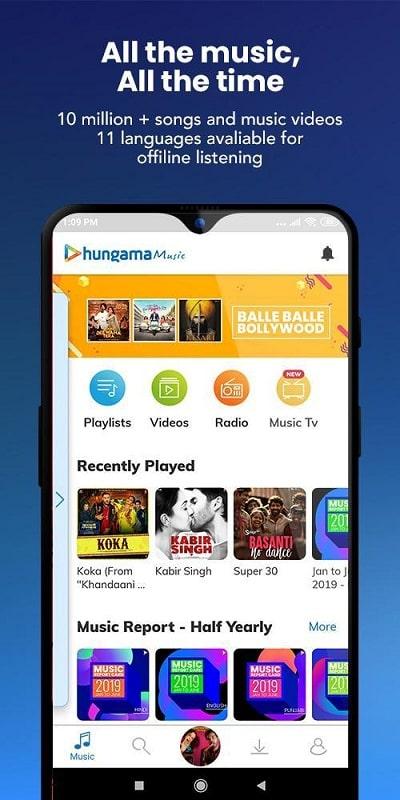 Hungama-Music-mod