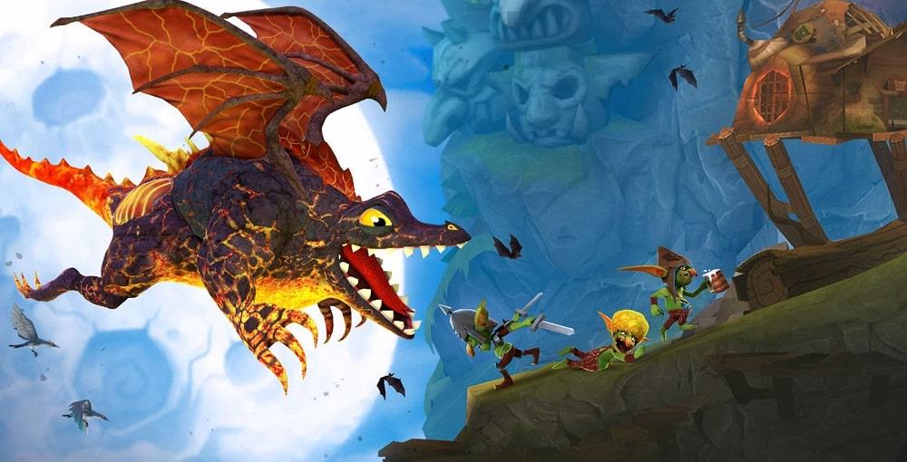 Hungry-Dragon