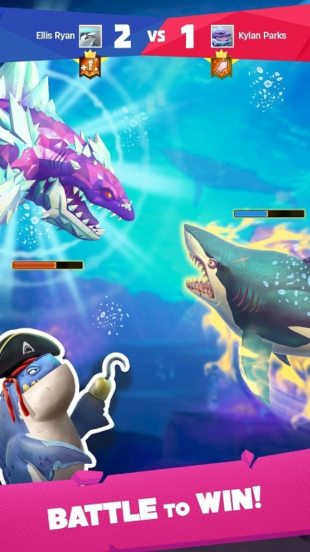 Hungry-Shark-Heroes-mod-download