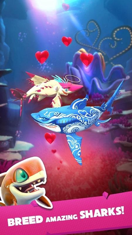 Hungry-Shark-Heroes-mod-free