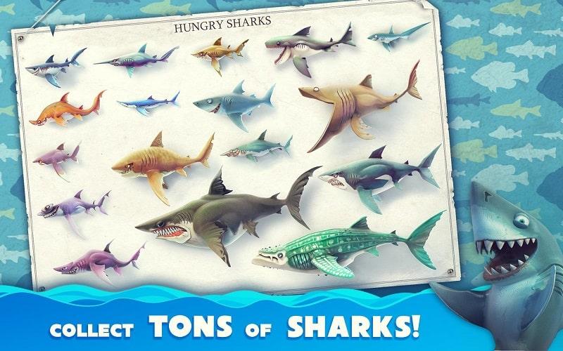 Hungry Shark World mod download