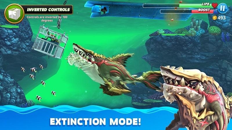 Hungry Shark World mod money