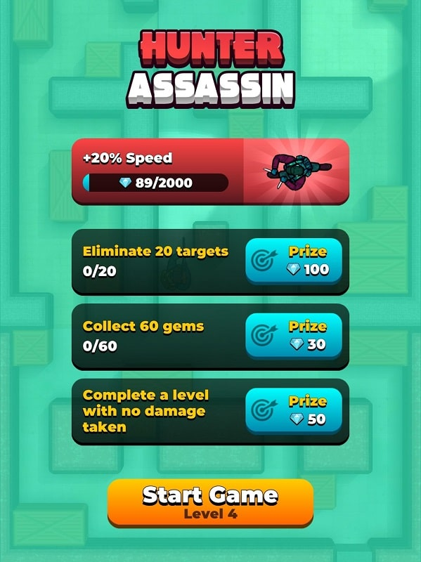 Hunter Assassin mod download