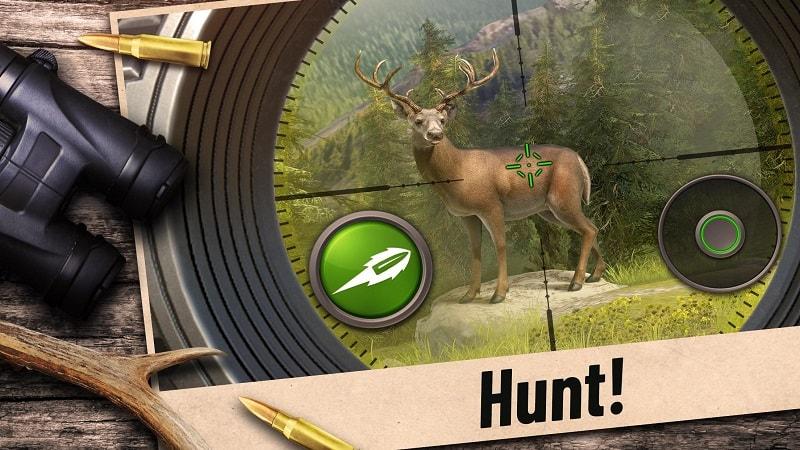 Hunting-Clash-mod-apk
