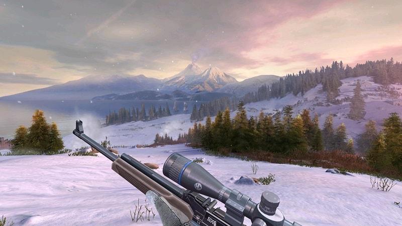 Hunting-Clash-mod