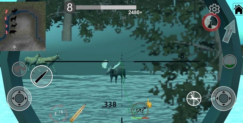 Hunting Simulator Game mod download