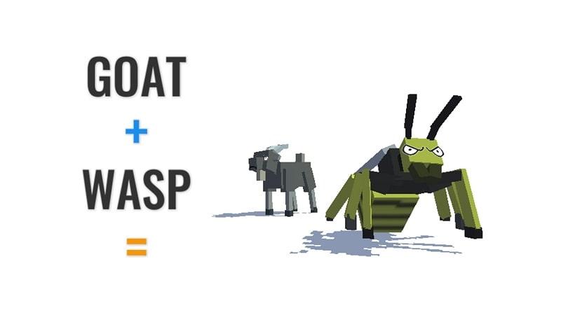 Hybrid Animals mod apk