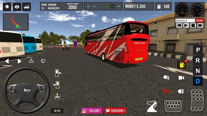 IDBS Bus Simulator 5