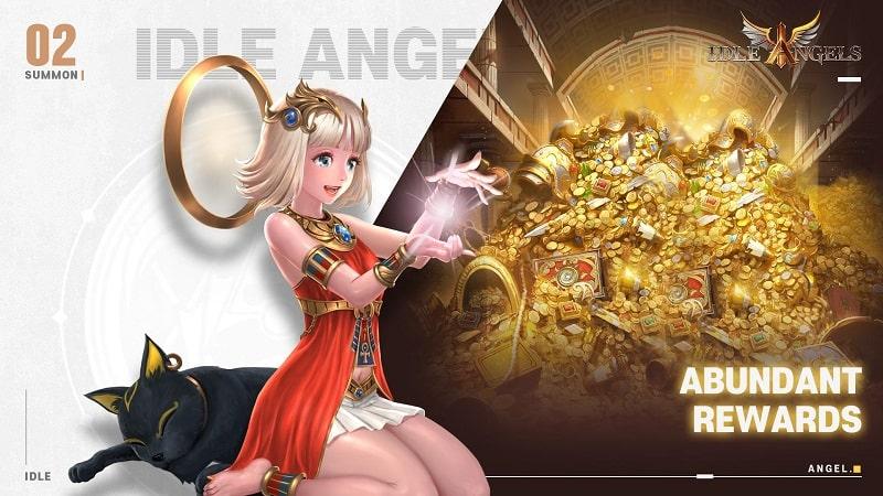 Idle-Angels-mod-apk