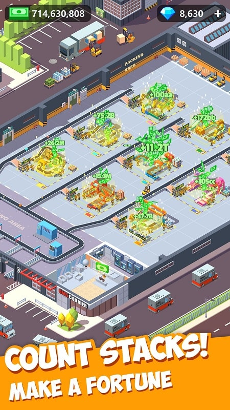 Idle-Courier-Tycoon-free