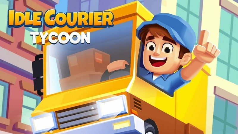 Idle-Courier-Tycoon