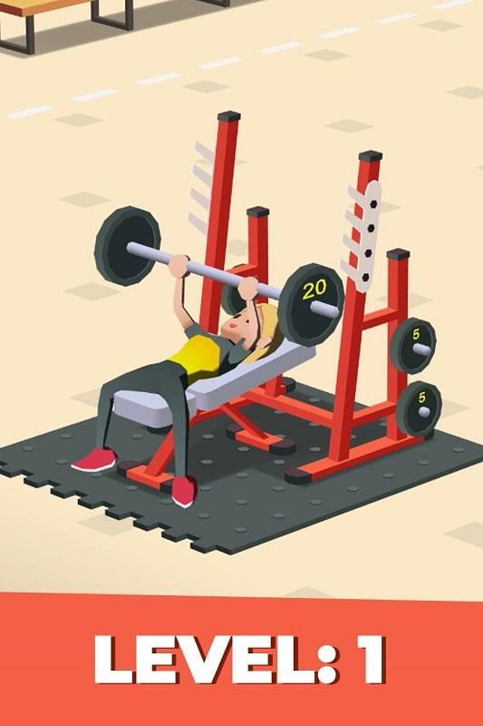 Idle Fitness Gym Tycoon mod