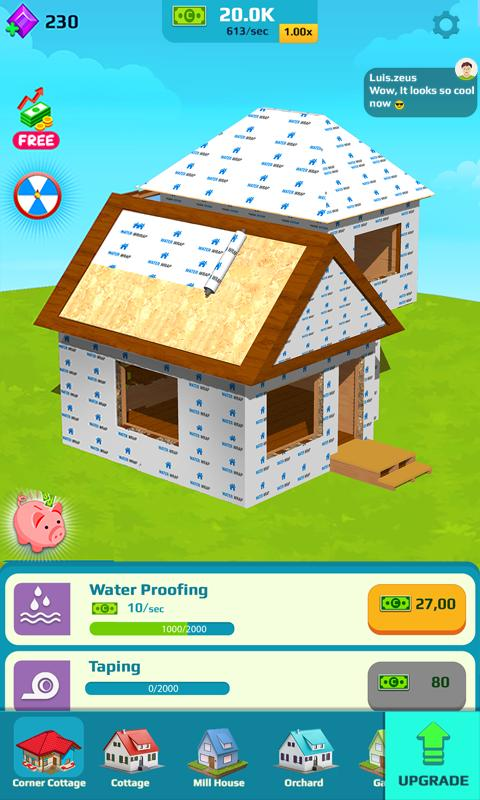 Idle Home Makeover mod android