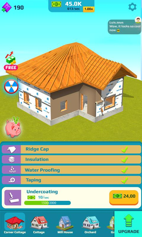 Idle Home Makeover mod download