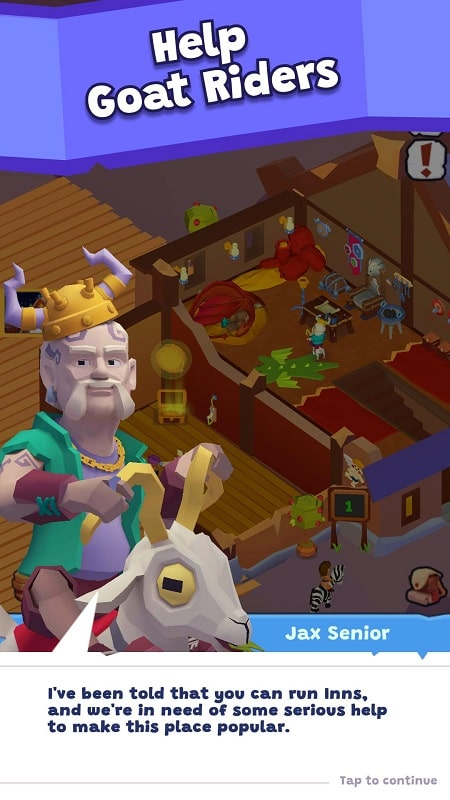 Idle Inn Empire Tycoon mod android