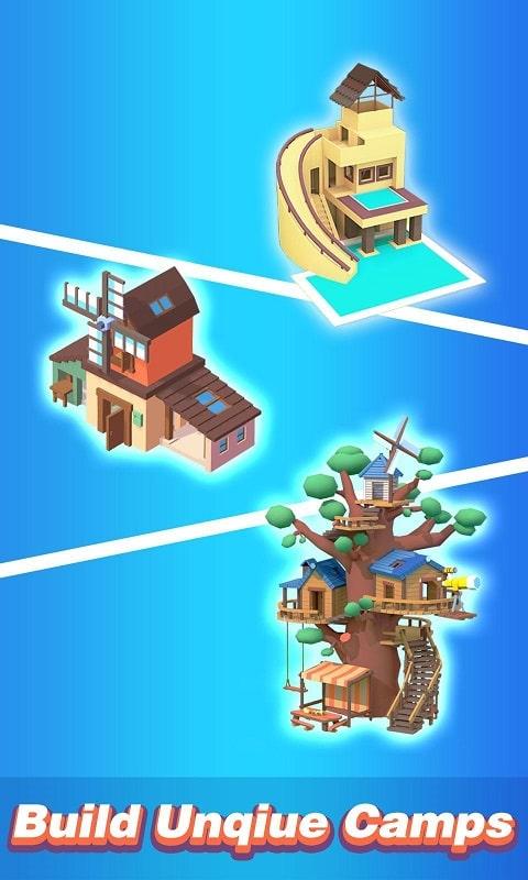 Idle Island mod download