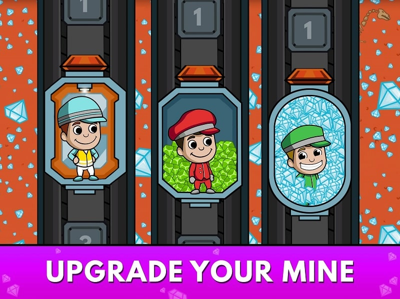 Idle Miner Tycoon mod download