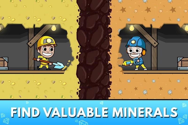 Idle Miner Tycoon mod