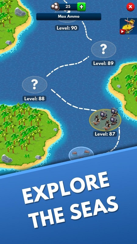 Idle Pirate Tycoon free