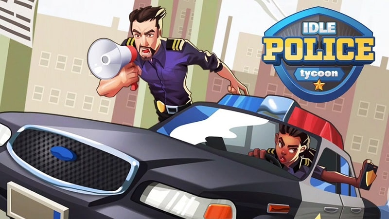 Idle-Police-Tycoon