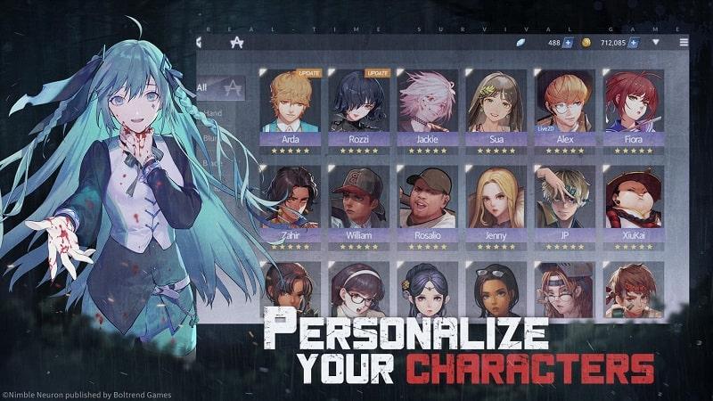 Immortal Soul Black Survival mod free