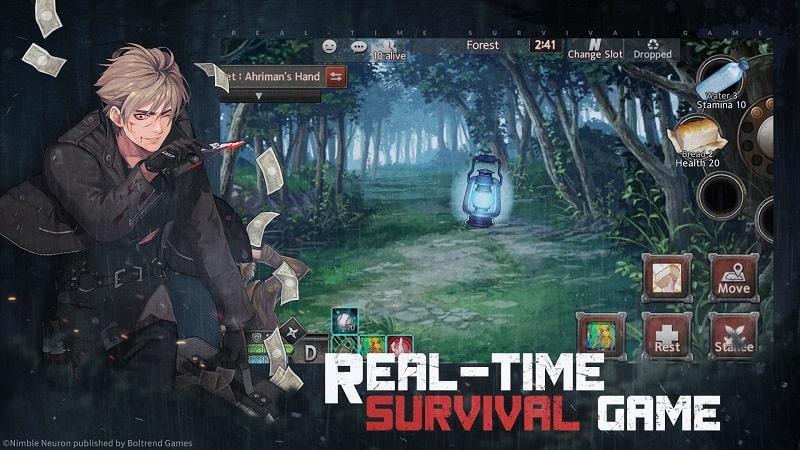 Immortal Soul Black Survival mod