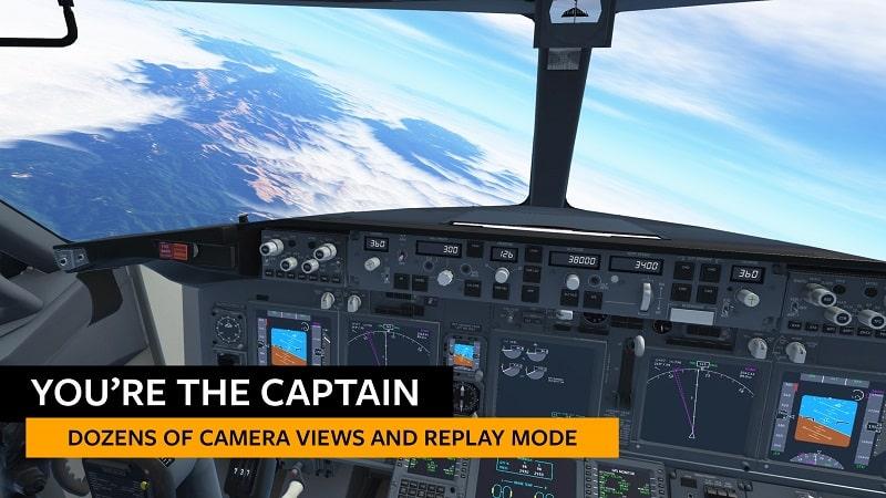 Infinite Flight mod android