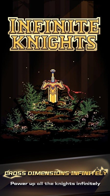 Infinite-Knights-mod-android