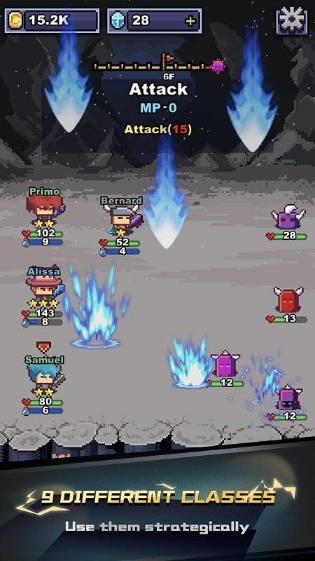 Infinite-Knights-mod-free