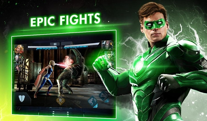 Injustice 2 mod download